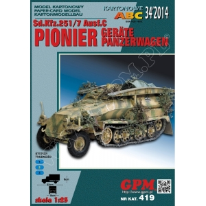 SdKfz 251/7 Ausf.C Pionier