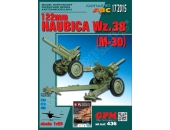 122 mm howitzer M-30