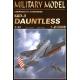 SBD-3 Dauntless + лазерная резка + остекление кабины