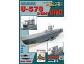 HMS Graph, U-570 U-boat класс VIIC