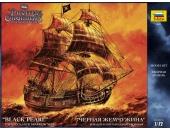 Корабль Джека Воробья «Черная жемчужина»