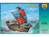 Английский средневековый корабль «Томас»