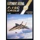 F-15C Eagle + лазерная резка + остекление кабины