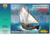 Корабль экспедиции Христофора Колумба «Нинья»