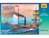 Колесный пароход «Сириус»