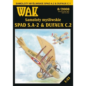 SPAD S.A-2 and Dufaux C.2