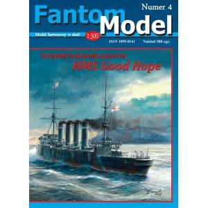HMS Good Hope, 1:300