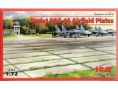 Советские аэродромные плиты ПАГ-14