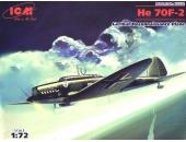 Heinkel He 70F-2, German reconnaissance plane