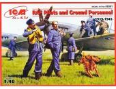 Пилоты и техники ВВС Великобритании (1939-1945)