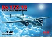 Dornier Do 17Z-10, ночной истребитель