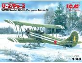 U-2/Po-2 Soviet multi-purpose aircraft