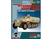 """SdKfz 251/3 Ausf.D """"Starowka"""" or """"Szary Wilk"""""""