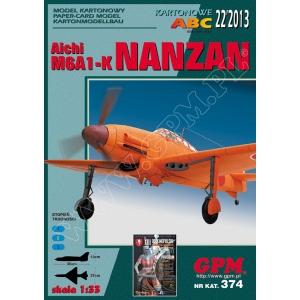 Aichi M6A1-K Nanzan