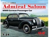 Opel Admiral Saloon