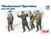 """Barbarossa"" operation, June 22, 1941"