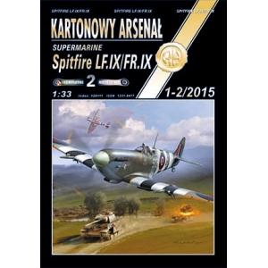 Spitfire LF.IX и FR.IX + остекление кабины