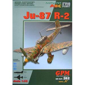 Junkers Ju-87 R-2 Trop