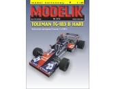 Toleman TG183B Hart