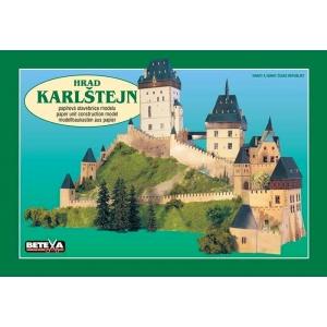 Karlstejn castle (1:350)