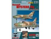 Dassault Mystere IVa, IAF