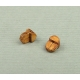 Clew Garnet Blocks, 4mm (20 pcs.)