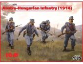 Пехота Австро-Венгрии (1914)
