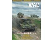 Polish Army 2016 (Leopard 2A4, wz.1977 DANA, WAV Rosomak)