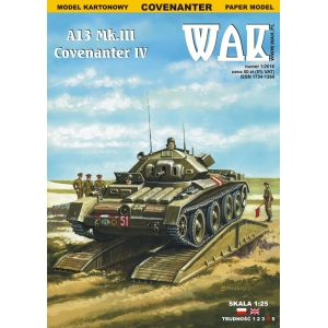 Covenanter IV A13 Mk.III