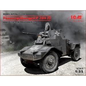Panzerspahwagen P 204 (f)