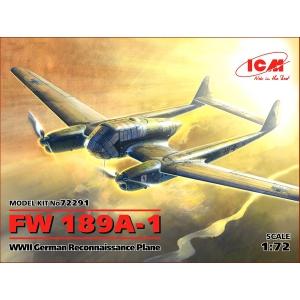 Focke-Wulf Fw 189A-1