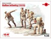 Пехота Италии (1915)