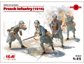 French Infantry (1916)