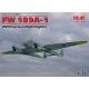 Focke-Wulf Fw 189A-1, ночной истребитель