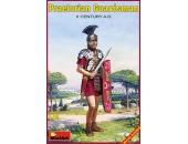 Praetorian Guardsman, II century a.d.