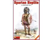 Spartan Hoplite, V century b.c.