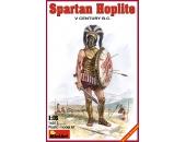 Спартанский гоплит, V век до н.э.