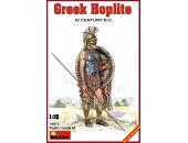 Греческий гоплит, IV век до н.э.