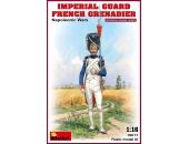 Imperial Guard French Grenadier, Napoleonic wars