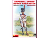 Imperial Guard Dutch Grenadier, Napoleonic wars