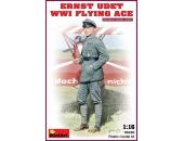 Эрнст Удет, лётчик-ас Первой мировой войны