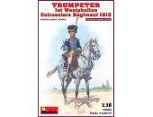 Trumpeter 1st Westphalian Cuirassiers Regiment, 1813