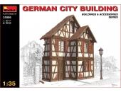 Немецкое городское здание