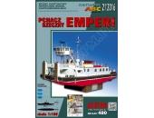 Emperi pusher boat