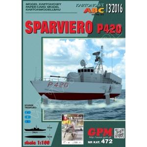 Sparviero P420
