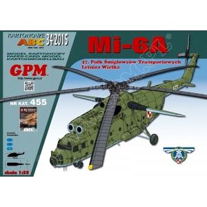 Ми-6А, 37 транспортный вертолетный полк Leźnica Wielka