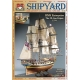 HMS Enterprize + паруса + мачты и реи