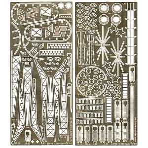 Kirov photo-etched parts