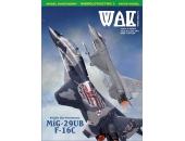 ВВС Польши, 2012 (МиГ 29УБ, F-16C Block 52+), 1:50