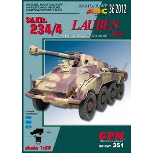 SdKfz 234/4 Lauben